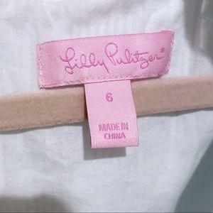 Lilly Pulitzer Dresses - Lilly Pulitzer Sz 6 Adeline Seersucker Dress